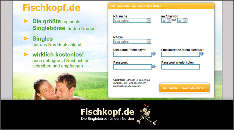 Partnervermittlung fischkopf